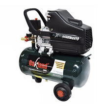Compresora Aire Oakland 2.5 HP 25 Litros CA-2525 High Power