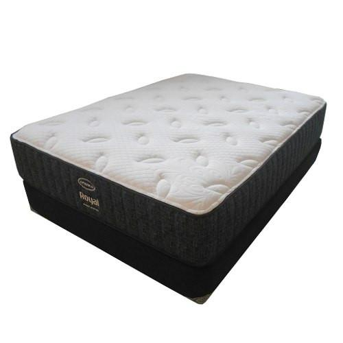 Colchón Royal/Stanford America King Size Dormimundo C/Box