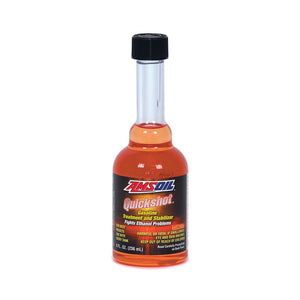 Aditivo Quickshot Amsoil Motor Motos Restaurador 8oz 236ml