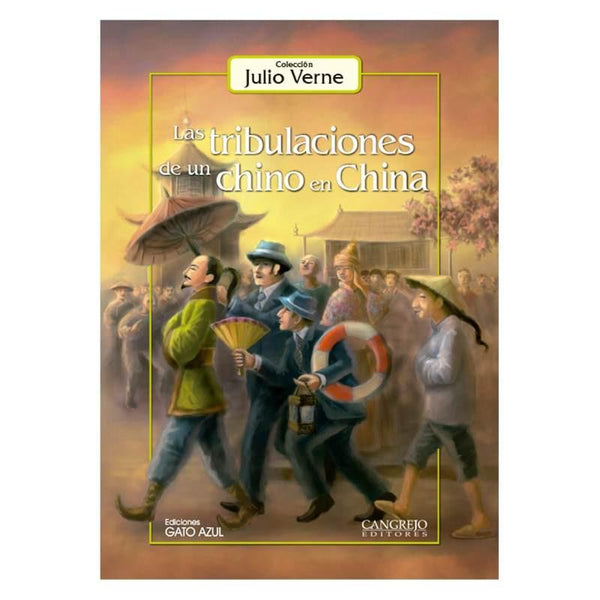 Libro Tribulaciones De Un Chino En China Cangrejo E.