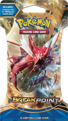 Sobre Tarjetas Pokemon Trading Card Game Break Point Xy