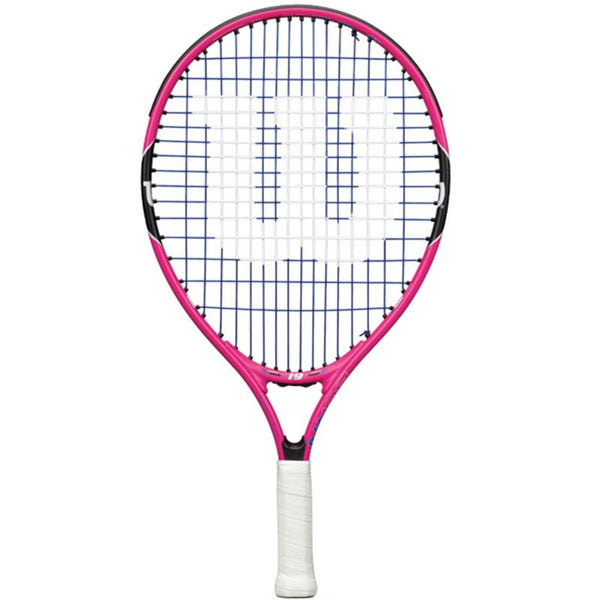 Raqueta Recreacion Wilson Burn Pink 21 Tennis Deporte