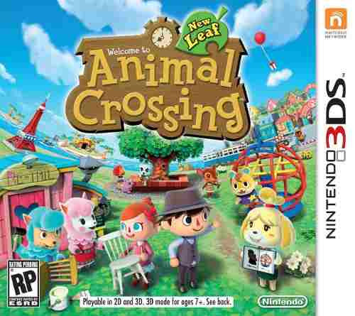 SW 3DS ANIMAL CROSSING 45496742393