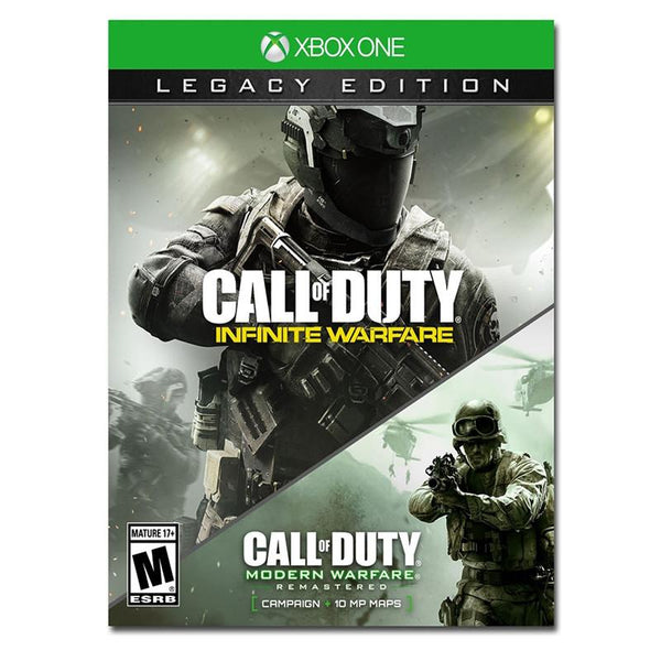 Videojuego Call Of Duty Legacy Xbox One Activision