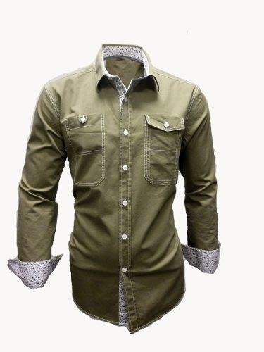 Camisa Casual Para Caballero English Laundry ELSE1403