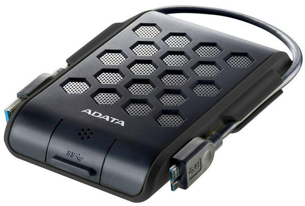 Disco Duro Externo HD720 2TB Usb 3.0 Color Negro Adata