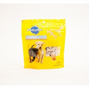 Premio Pedigree Puppy Mini Biscuit Perros Cachorros +kota