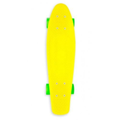 Mini Cruiser Original Fluor Am Patineta Baby Miller Division