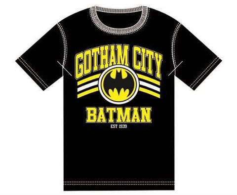 Playera Camiseta Hombre Gotham City Justice League Toxic