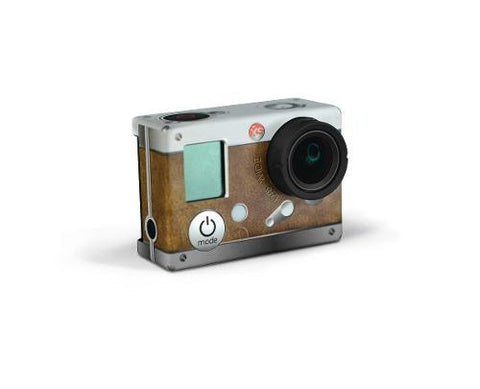 Sticker Xskins Para Gopro Hero 3, 3+ Xsories Retro Camara