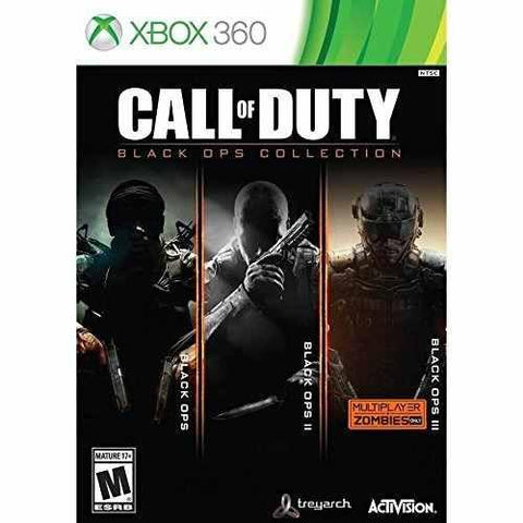 Videojuego Call Of Duty Black Ops Collect Xbox360 Activision