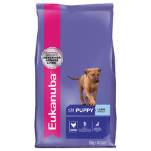 Alimento Cachorro Eukanuba Large Puppy Breed 15 Kg