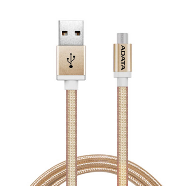 Cable Micro USB Para Smartphones & Tablets Android colores Adata