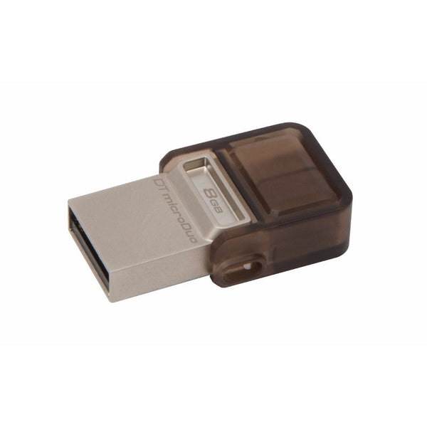 Memoria USB 8GB DT MicroDuo 2.0 OTG Kingston DTDUO/8GB