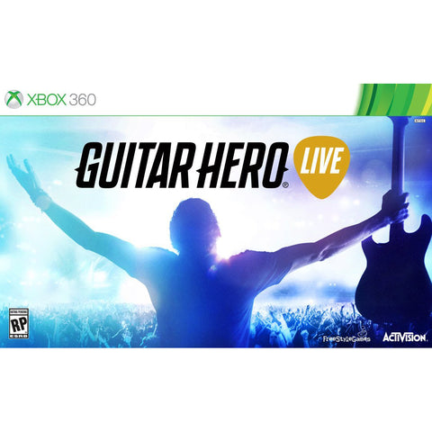 Guitar Hero Live PS4, PS3, Xbox One y Xbox 360 Activision