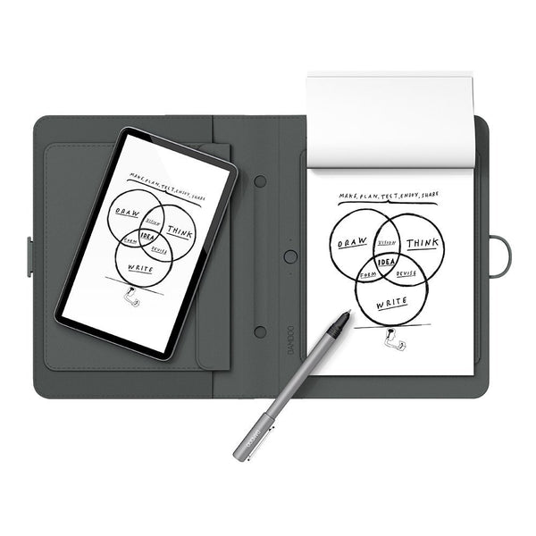 Tableta Digitalizadora Bambo Spark With Tablet Sleeve Wacom