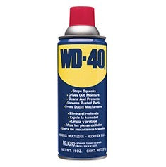 Aceite 11 Onz Acabado Brillante Marketing de Monterrey WD40