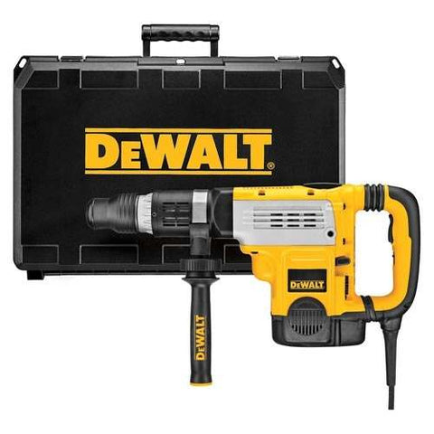 Martillo Perforador Rotomartillo 1800W D25762 D25763 Dewalt