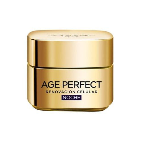 Crema Antiarrugas Age Perfect Noche 50 ml Loreal