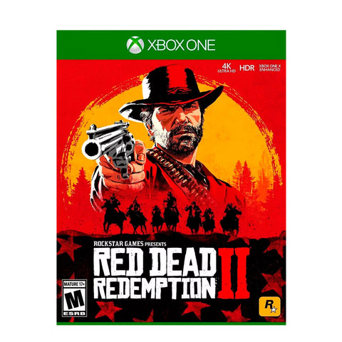 Juego Acción Red Dead Redemption 2 Xbox One Ibushak Gaming