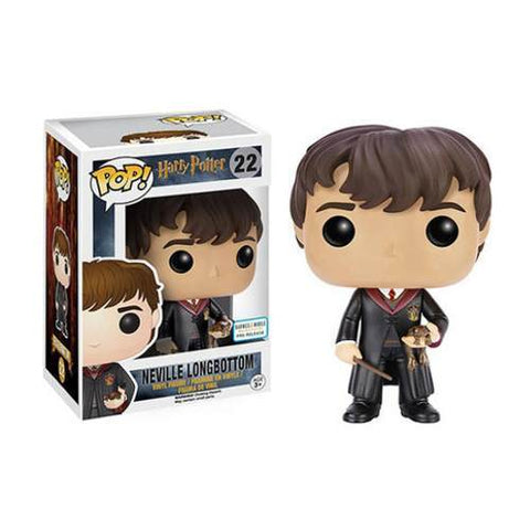 Funko Pop Movies Harry Potter Neville Longbottom Funko