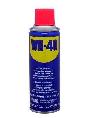 Aceite 6 Onz Acabado Brillante Marketing de Monterrey WD40