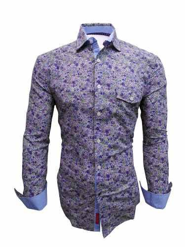 Camisa Casual Para Caballero English Laundry ELY1402