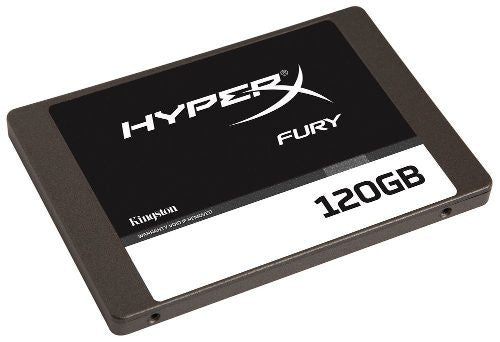 Disco Estado Solido Pc Ssd Hyperx Fury 120gb Kingston