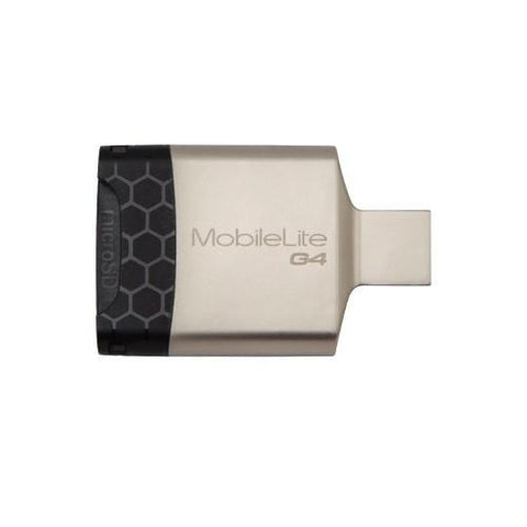 Lector Usb Multi-tarjeta Mobilelite G4 3.0 Fcr-mlg4 Kingston