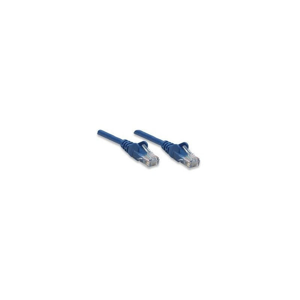 Cable De Red Cat5e - UTP - 1.5 mts - Azul Intellinet