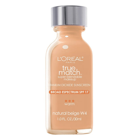 Base De Maquillaje True Match Loreal Rostro