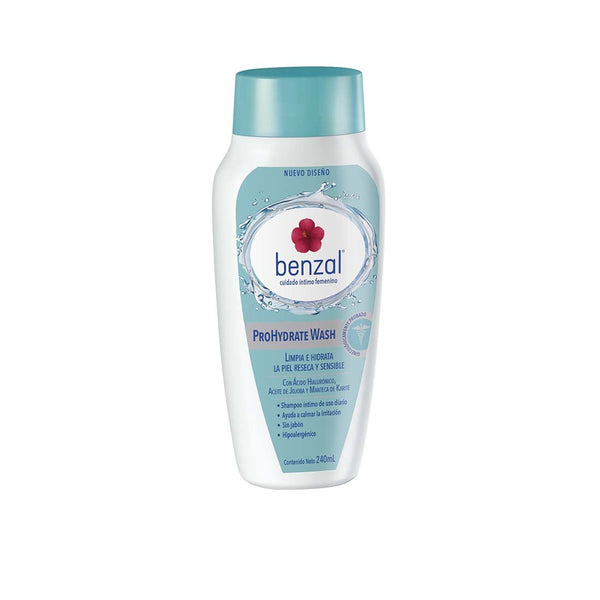 Benzal Wash Prohydrate 240 ml