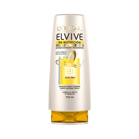 Acondicionador Loreal Elvive Re Nutricion 750 ml
