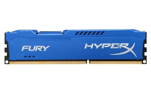 Memoria Ram Ddr3 4gb 1333 Hyperx Fury Kingston Hx313c9f/4