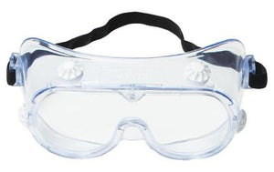 1 Goggle Seguridad 3M Economic 334AF Anti-Emp 40661-00000-10