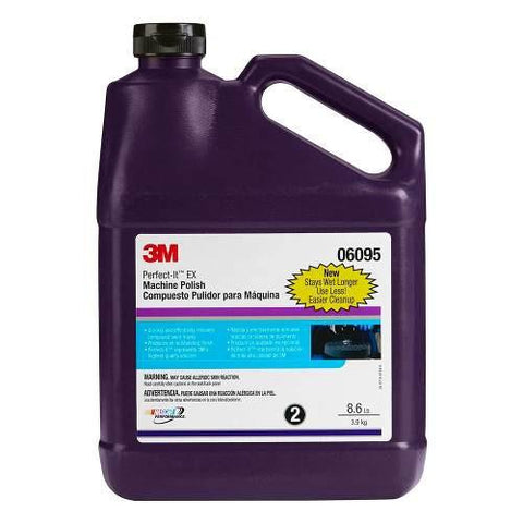 3M Perfect-It EX Abrillantador 1 Galón Automotriz 06095