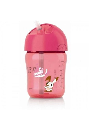 Vaso Popote Philips Avent SCF760/00 9oz/260ml +12M