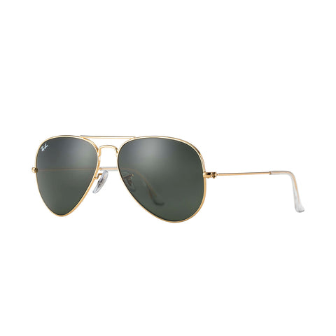 Lentes De Sol Ray Ban RB3025 Aviator Flash Unisex W