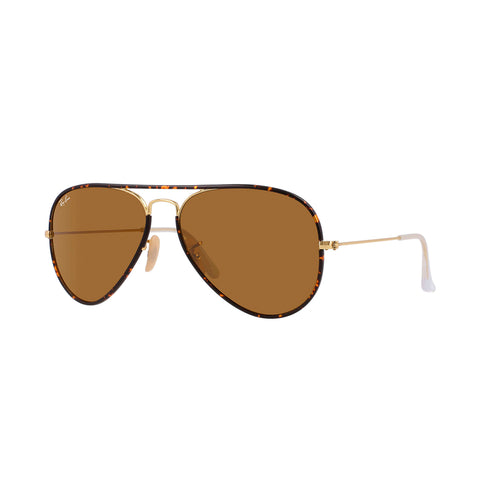 Lentes De Sol Ray Ban RB3025JM Aviator Full Color Unisex