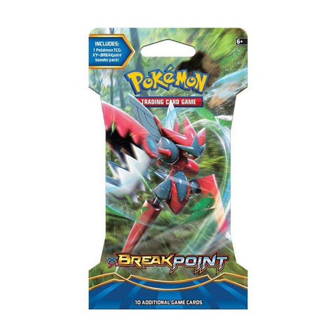 Colección Cartas Pokemon XY Breakpoint Sleeved Booster