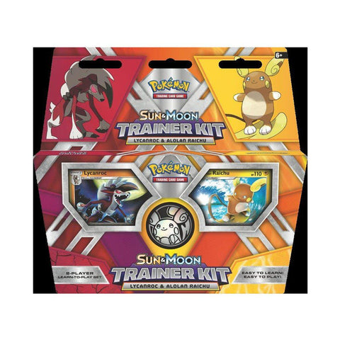 Colección Cartas Tarjetas Pokemon Soon&Moon Trainer Kit