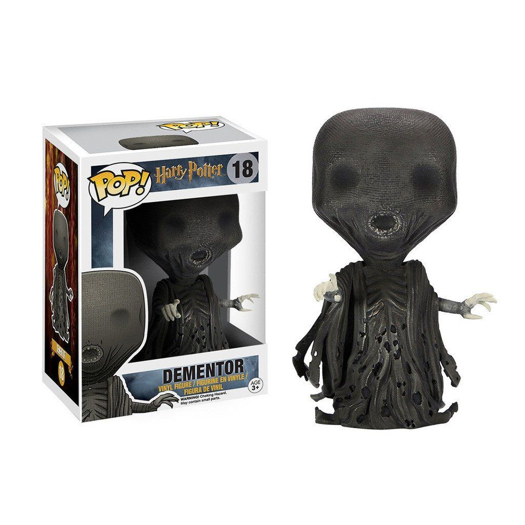 Coleccionable Funko Pop Movies Harry Potter Dementor Funko