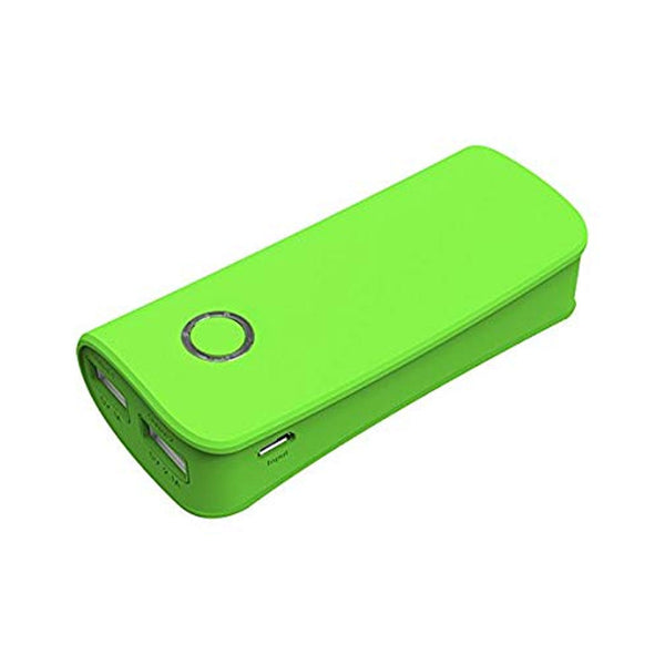 Power Bank 8800 mah Cargador Portátil Celular Verde Thinx