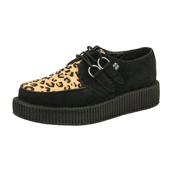 Zapato Caballero Urbano Low Sole Viva Creeper Leopardo TUK