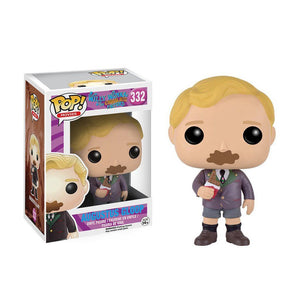 Coleccionable Funko Pop Movies Willy Wonka Augustus G. Funko