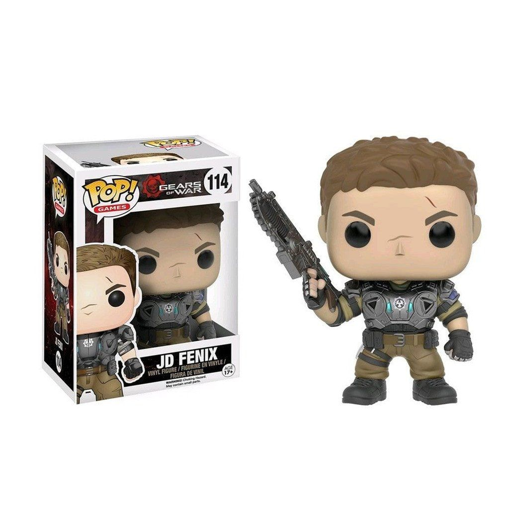 Coleccionable Funko Pop Games Gears of War JD Funko