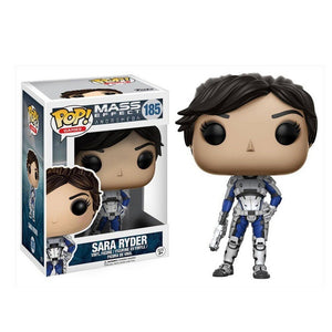 Coleccionable Funko Pop Games Mass Effect Sara Ryder Funko