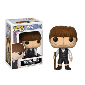 Coleccionable Funko Tv Series Westworld Young Dr. Ford Funko