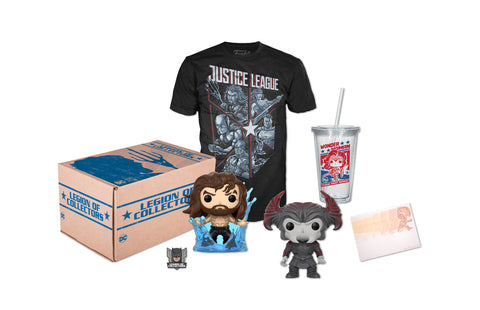 Kit Accesorios DCLC Justice League Large Funko