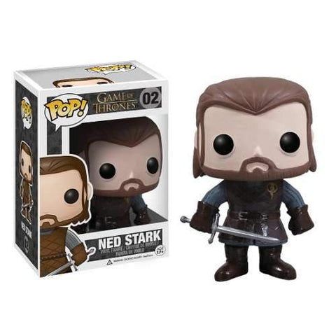 Funko Pop Series Game Of Thrones Ned Stark Funko